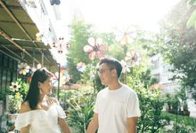 Gerald & Novi Couple Session by Sincera Story