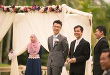 Garden Wedding of Kelvin & Yee Leng by Emotion in Pictures by Andy Lim