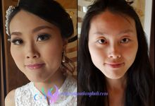 Wedding Makeup by Yenny Makeup Artist