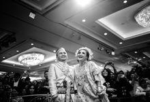 Nindy & Tommy Wedding Day by Journal Portraits
