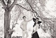 Pre wedding Vina & Bobby by Gusde Photography