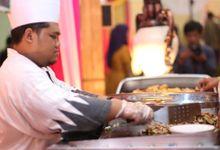 Anisha & Amal Wedding by Farisa Wedding Organizer