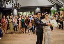 Nana & Bram Wedding Day at Kembang Goela Restaurant - Jakarta Selatan by Tosuka Project