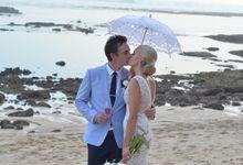 Mr. Anthony And Ms. Kristen Wedding by WIKA BALI WEDDING & BRIDAL