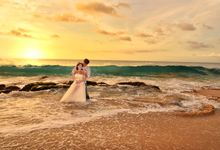Prewedding session by Suite Life Bridal Bali