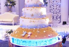 Romance Story by EIFFEL CAKE
