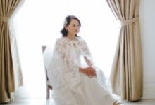The Wedding of Gunawan and Nia by Le Clemmie by Amelia