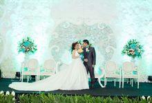 Wedding Day Of Ricky & Thia by Edelweis Organizer