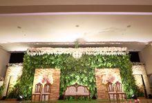 Gus Dika & Nova Wedding by Bali Flower Decor