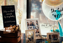 Gaby & Yopi Engagement Day by gute film