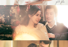 Christmas Family Shoot for Iwa and Willy  by gute film