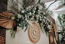 The Wedding of Ade & Nia by Decor Everywhere