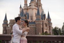Ganitra & Jenifer Pre Wedding by valentinogarry