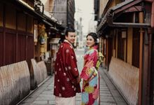 Japan Prewedding of Ricco & Margareta by Huemince