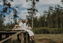 Prewedding of Dennis & Kherin by Huemince