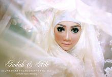 FUN-tastic Wedding Indah & Ade by Alonk Darb Photography