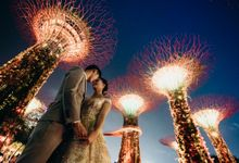 Guang Wei and Dawn Pre-Wedding by Timothy Sim Photography