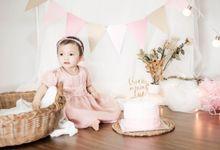 Gwen Smash Cake by Mementwo BDL