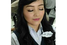 GRADUATION MAKEUP & HAIRDO - TEACHERS by Priska Patricia Makeup