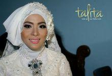WEDDING MAKE UP by Jlita talita
