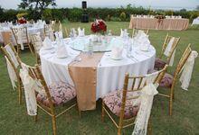Wedding Ceremony & Receptions-14 Desember 2014 by Lili Weddings