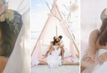 Gab and Tricia by Mayad Studios