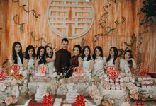 Rosa & Suhendry Engagement By Hape by MA Fotografia