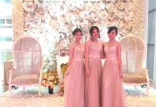 Beauty Wedding Usher / Penerima Angpao by H Loveys Beauty Wedding Usher