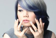 K En C HAIR & MAKEUP  For Lorealproid Competition by Story of Nailart