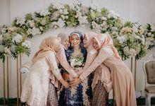 The wedding of Alfi & Habibi by Memorable Wedding Photography