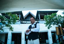 WEDDING OF HELGA & ANDREAS by Fairmont Sanur Beach Bali