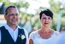 WEDDING OF HELGA & ANDREAS by Fairmont Sanur Beach Bali