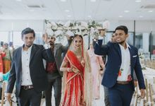 Actual Day Wedding of Habib and Zulayha by Colossal Weddings