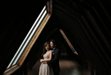 The Engagement Session of Hadianto & Gracia by Lavene Pictures