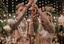 WEDDING SHEILLA & HAFIZ by Hallf at Patiunus
