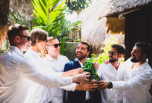 Annetjie and Aden - Wedding at Hai Tide Beach Resort Nusa Lembongan by Hai Tide Weddings