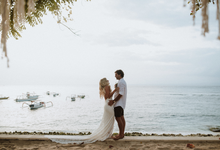 Jenna and Marc  by Hai Tide Weddings