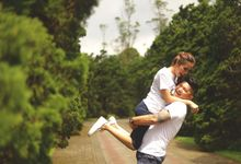Chris & Indah by gerovepictures