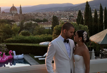 Wedding of Beautiful Martina by Suely Menichetti