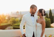 Wedding of Beautiful Martina by Suely Menichetti