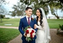 Marko & Jennifer's Wedding by Hair & Makeup by Lulu
