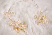 Catalog - Wedding & Pre-wedding Hairpiece by NOMA Luxury Rent