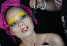 Avant Garde by Makeup by Rosch