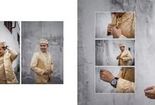 Affan & Umi by Photolens Photography