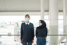 Prewedding Farida & Sandi di MRT by Halaman Tiga Project