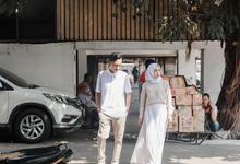 Prewedding Farida & Sandi - Street Project by Halaman Tiga Project