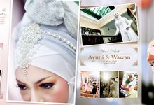 Wedding of Ayuni & Wawan by GRAINIC Creative Studio