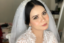 Glowing Make Up by haloindri