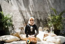 Prewedding Hana & Dimas Sesi 1 by Filosofi Photowork