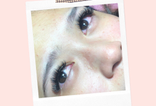 Eyelash Extension #hanabeautybar by Hana Beauty Bar